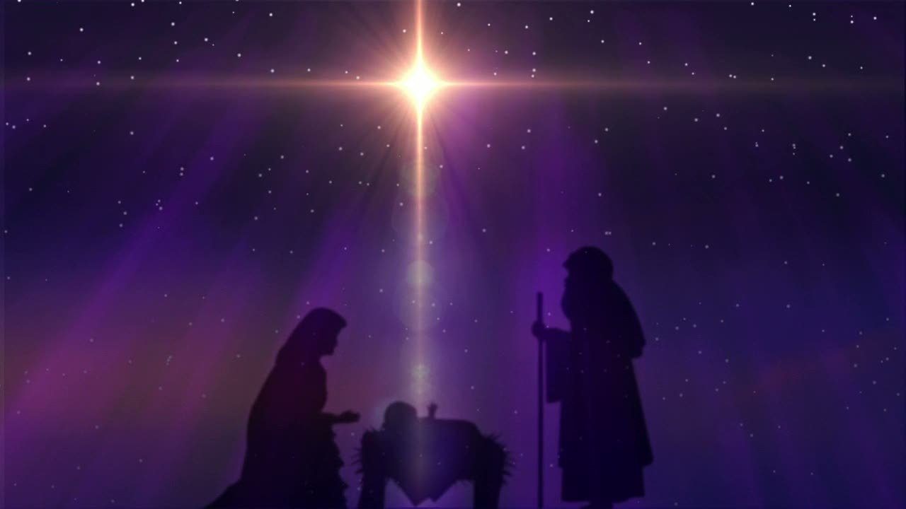 Similiar Christmas Star Over Nativity Keywords - 1280x720 - jpeg