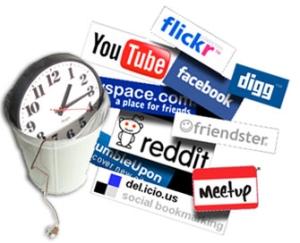 Wasting-Time-in-Social-Media